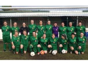 2016 St Rochs Ladies FC