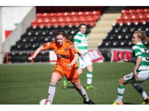 Lauren McMurchie v Celtic