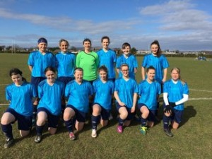SWFL1 Dundee City WFC