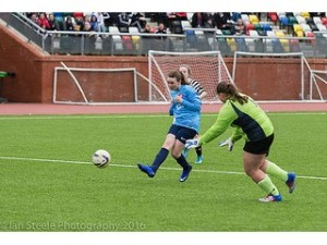 SWPL2 Queens Park v Hamilton Accies