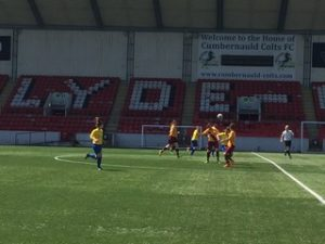 COLTS V MOTHERWELL