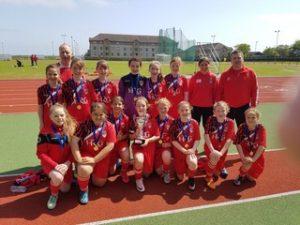 U13 NORTH ABERDEEN FC LADIES 13S