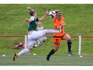 SWPL1 Hibernian v Glasgow City