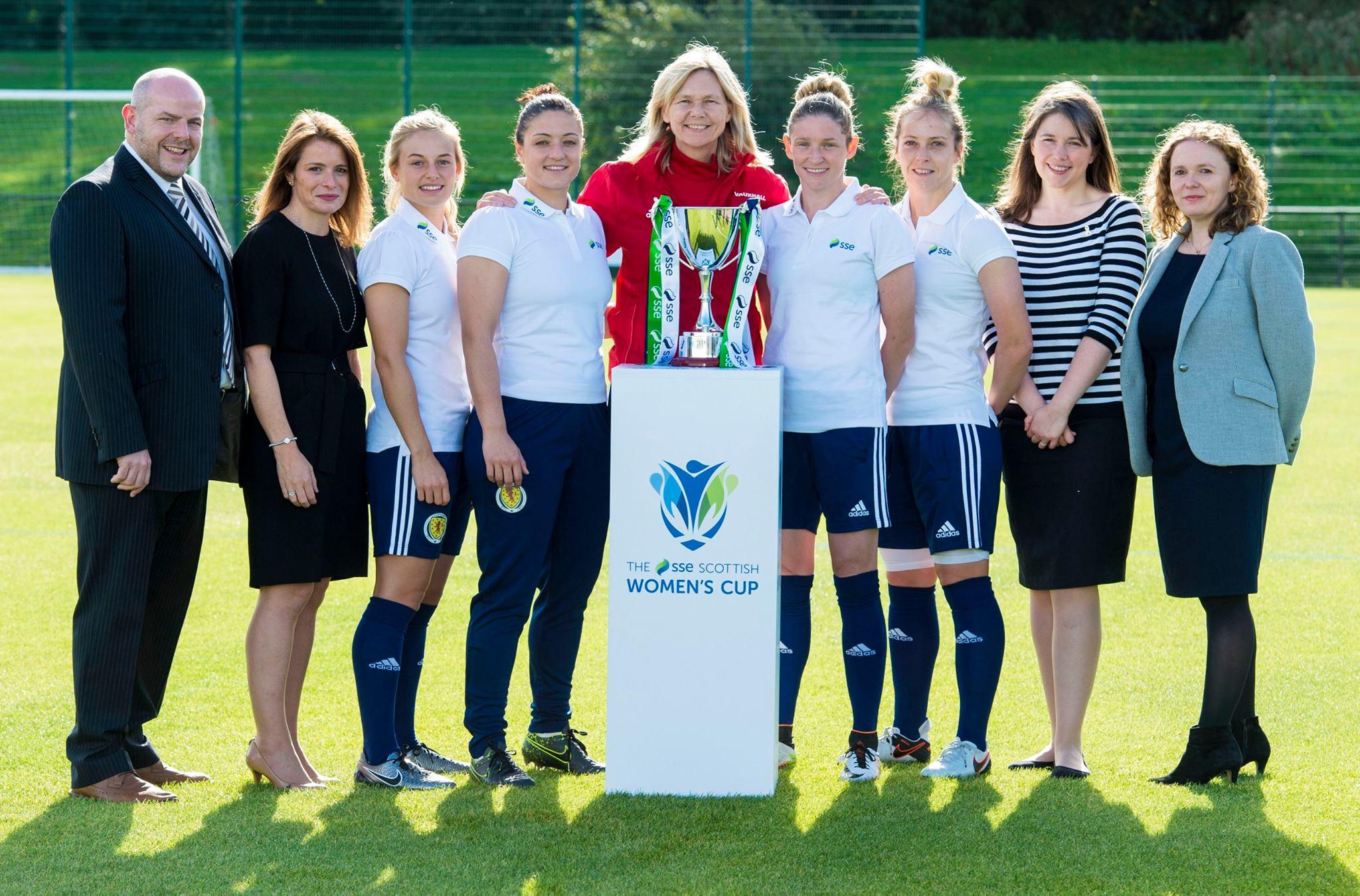 SSE Set to energise Women's Football... | Scottish Women's ...