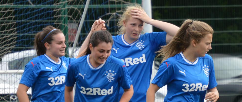 SBSSWPL: Rangers v Celtic | Scottish Women's Football